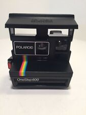 Vintage Polaroid One Step Close Up 600 Instant Film Camera
