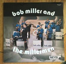 Bob Miller et le millermen-uk 1978 LP Nevis Cer (big band Funk Track)