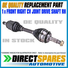 RIGHT CV Joint Drive Shaft Suzuki Swift EZ M15A 1.5L 11/2004 -01/2011