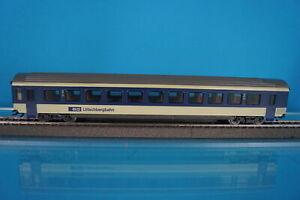 Marklin 4219 BLS Express Coach Blue-Beige 2 kl. 401-0 OVP version 1