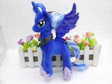 9.5inches My little pony Friendship is Magic Plush Princess Luna with tag