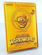 Wario World - Jeu Nintendo Gamecube JAP Japan complet (2)