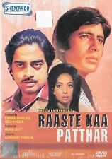 raaste KAA Patthar - Amitabh bachan - Shatrughan Sinha - NUOVO Bollywood DVD