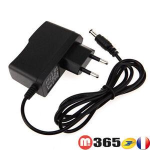3.5mm 1.35mm Eu Plug Cargador AC 100-240V Para Dc 5V 1A Adaptador de Poder