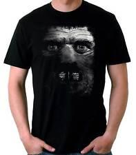 Camiseta Hombre Hannibal Lecter The Silence Of The Lambs t-shirt manga corta