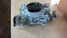 Pontiac  original AFB  Carter rebuilt  carburetor with live testing video