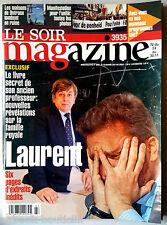 Soir Magazine 21/11/2007; Interview Denzel Washington/ Rudy Bogaerts/ Miss Jame