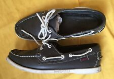 Sebago Men's Docksides Leather Boat Shoes, UK 7