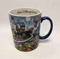 Disney Parks Authentic Large Ceramic Coffee Mug Mickey Tea Cup