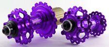 Circus Monkey HDW2 Disc Hub F 28 R 28 H 6Pawls MTB CNC 6Bolt F&R set Purple