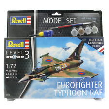 Revell British Legends: Eurofighter Typhoon Model Set (Scale 1:72) 63900 NEW