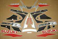 GSX-R 1000 2001 full decals stickers graphics kit set k1 01 adhesives pegatinas