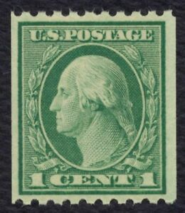 #486 1c Washington, Mint OG NH ANY 5=