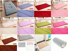 Carpet Memory Cotton Coral Velvet Vertical Carpet Floor Mat Door Mat Bathroom Ma