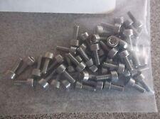 New Socket Head Cap Screws m55050.025.006 PK 50 6CY86 (B37M)