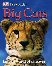 BIG CATS, Sarah Walker – KS2 Non-Fiction