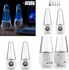 Altavoces multimedia con Led Dancing Water Th3 Party 6W
