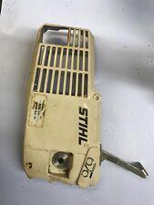 Stihl  009 L clutch cover 1120 648 0403.       C1-6-4
