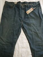 Mens Levis 559 Relaxed Straight Fit 50x29 New With Tags $69.50