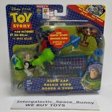 Disney Toy Story and Beyond Zurg Zap with Buzz Lighyear Carded Sealed