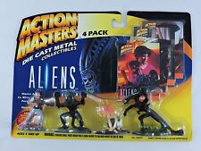 ALIENS Action Masters Die Cast Metal Collectibles 4 Pack 1994 Kenner MOC figures