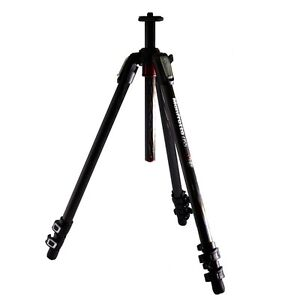 Manfrotto Photo Tripod 055 Carbon Fibre Tripod With 3 Beinsegmente Camera Mount