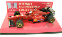 MINICHAMPS - F1 FERRARI F 310/2 - Michael Schumacher - EDITION 1:43 No. 31