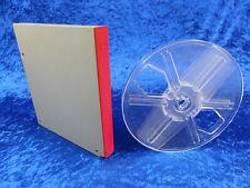 1 Stück 120 Met. Super 8 Filmspule, transparent in REVUE-Dose. Gebraucht. 120/72