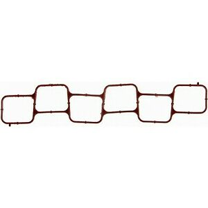 MS96324 Felpro Set Intake Plenum Gaskets New for VW Town and Country Dodge Nitro
