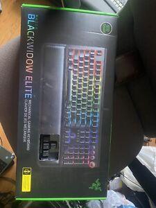 Razer BlackWidow Elite Mechanical Gaming Keyboard (RZ03-02622100-R3U1)