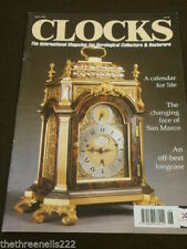 Horology Clocks June Antiques & Collectables Magazines