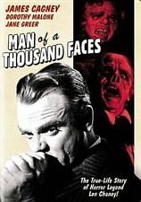 Man of a Thousand Faces 0025195032582 With James Cagney DVD Region 1