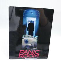 PANIC ROOM - Glossy Fridge / Bluray Steelbook Magnet Cover (NOT LENTICULAR)