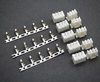 5 Paar 2S 3Pin JST-XH 2.5mm Balancer Mini Stecker Crimp Set XH Lipo Akku JST RC