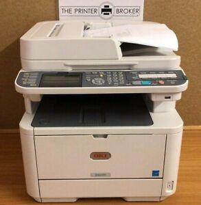 N22202B - OKI ES4191 A4 Mono Multifunction Laser Printer