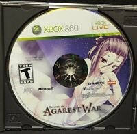 Record of Agarest War - Microsoft Xbox 360  Game - Tested Works Rare