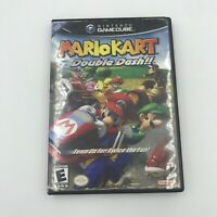 NO GAME Mario Kart Double Dash Nintendo Gamecube Cover Art Insert ONLY