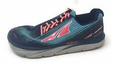 Altra Women's Torin 3.0 Road Running Shoe, Blue/Coral, 8.5 B Used