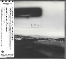 R.E.M. – E-Bow The Letter  maxi cd  japan