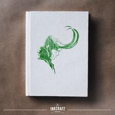 LOKI HANDMADE NOTEBOOK - Avengers Marvel Hero Superhero Sketchbook Journal Diary