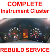 2008-2010 INFINITI QX56 Speedometer Instrument Gauge Cluster REBUILD / REPAIR
