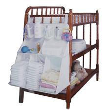 Cuarto De Bebé Grande Cama Cuna Para Pañal ropa colgante bolsa almacenamiento