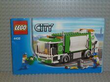 LEGO® City Bauanleitung 4432 Garbage Truck ungelocht instruction B4908