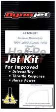 Dynojet Vergaser-Kit Stage 1 Für Suzuki VS 1400 Intruder  1987-2000 Rennsport