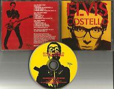 Elvis Costello 2 1/2 in 31 MINUTES BOX SET SAMPLER CD PROMO w/ LIVE TRK