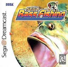 Sega Bass Fishing (Sega Dreamcast, 1999)