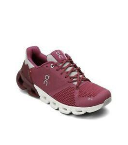 NEW ON CLOUD Cloudflyer Running Shoe Magenta/Mulberry Womens US 8 EUR 39 US $159