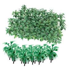 1: 200 Modellflasche Palm & 1: 50 Modell Bodendecker Gras mit zerdrückten