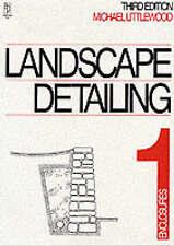 Landscape Detailing Volume 1:: Enclosures: 001 (Landscape Detailing Series), Goo