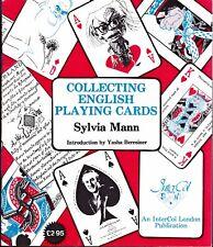 B1 Mann, Sylvia Collecting English Playing Cards [Intro by Yasha Beresiner] 1984